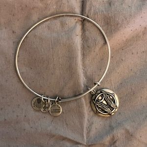 Alex and Ani Godspeed Bracelet Silver